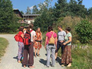 Sieben Linden bendruomenė - ekskursija
