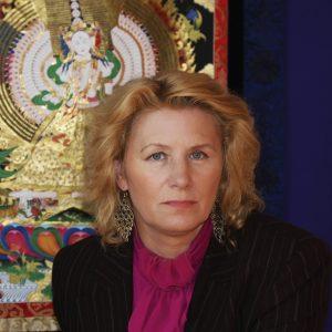 Kalnuotės bendruomenės iniciatorė Nijolė Gabija Wolmer