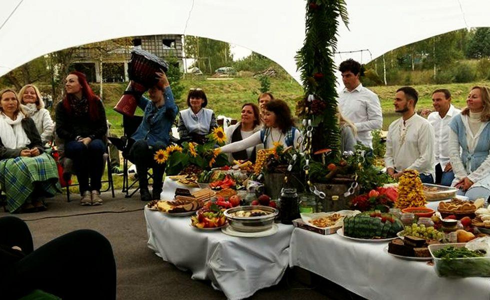 2017 rudens lygiadienio šventė Kalnuotėje