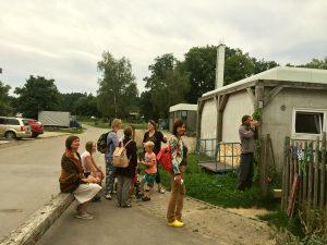 Tempelhof bendruomenė - pažintis