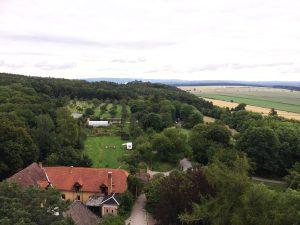 Torndorf bendruomenė iš pilies