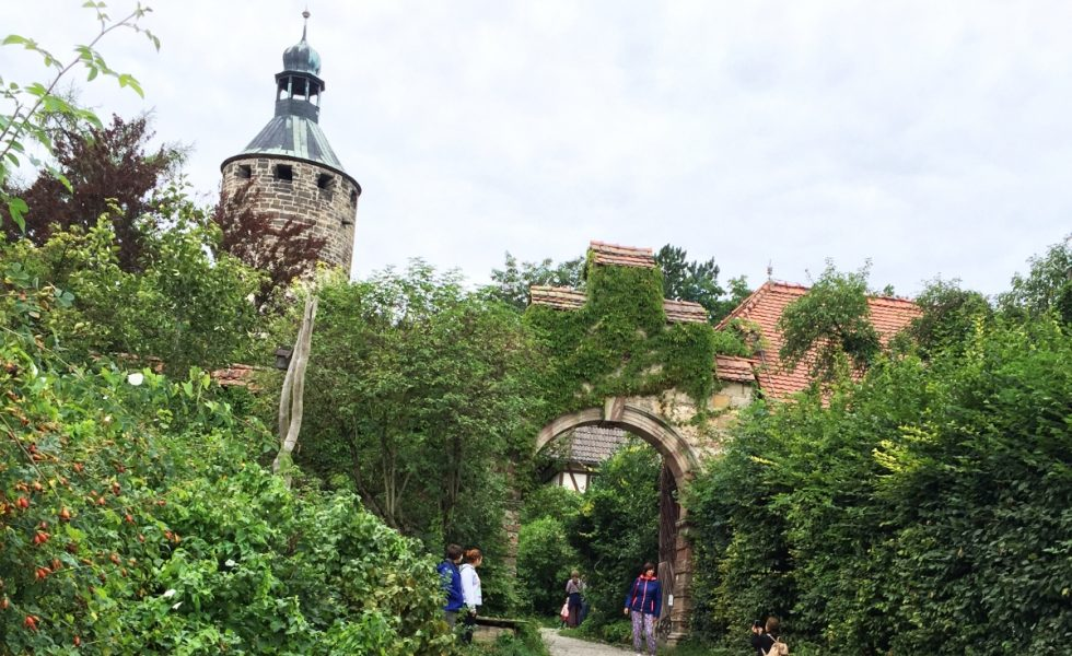 Torndorf bendruomenės pilis