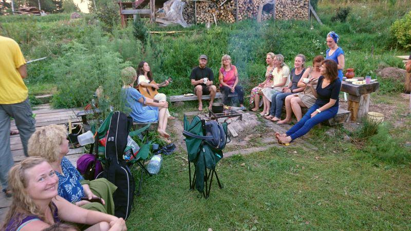 2018-09-08 talka Kalnuotėje