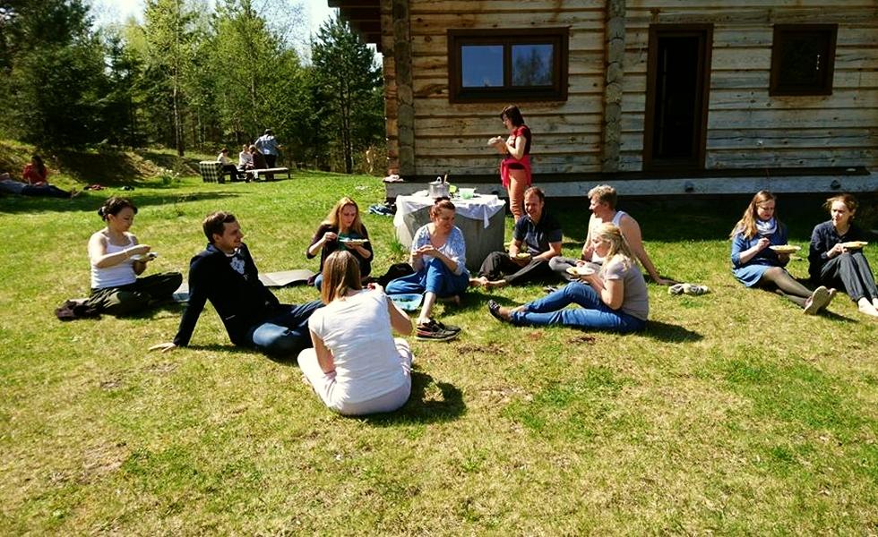 2017-05-06 Bendruomenė seminare Kalnuotėje